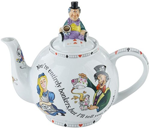 Cardew Alice im Wunderland 4-Cup Mad Hatter 's Tea Party