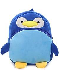 Preisvergleich für Kinder-Rucksack mit Brustgurt für 1-3 jährige Jungen und Mädchen im Kindergarten oder Kita der