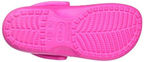Crocs Baya Flip Kids, Sandales Plateforme - Mixte enfant Bleu (Cerulean Blue)