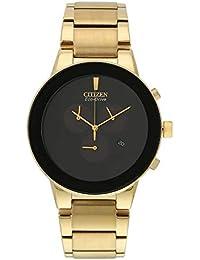 citizen Analog Black Dial Men's Watch - AT2242-55E