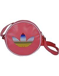 Adidas Disco Shoulder Bag Womens Retro Originals Messenger Pink