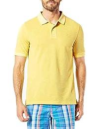 Polo Dockers Garment Amarillo