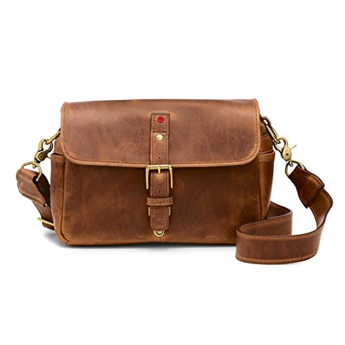 ONA Bag, Bowery for Leica, Leder, antique cognac