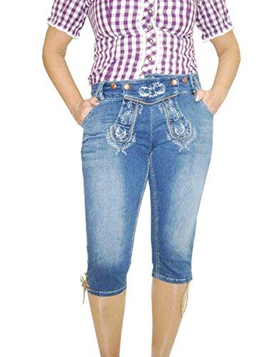 MarJo Leder & Tracht -  Jeans  - Donna Blu