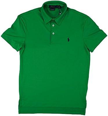Ralph Lauren Performance Polo (M, Verde)