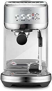 ماكينة تحضير اسبرسو بامبينو بلس من بريفيلي، مصنوعة من الستانلس ستيل المصقول، BES500BSS