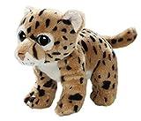 Carl Dick Gepard mit großen Augen aus Plüsch ca. 20cm 3086