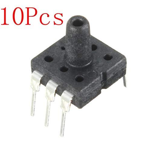 Yongse 10Pcs DIP Luftdrucksensor 0-40kPa DIP-6 für Arduino
