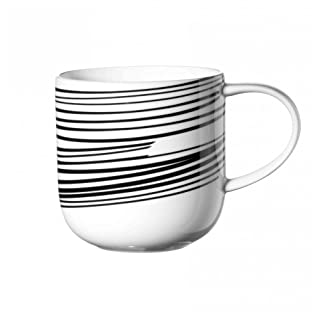 ASA Selection COPPA Mug 'horizontal stripes'