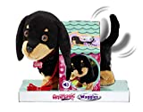 Animagic \'My Wiggling Walking Pup\' Called Waggles, Interactive, Real Life Like Dog Toy Which Walks and Barks