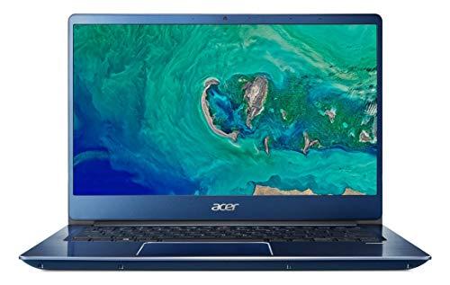 "Acer Swift 3 | SF314-56G-79D1 - Ordenador portátil de 14"" FHD IPS LED LCD (Intel Core i7-8565U, 8GB de RAM, 256GB PCIe NVMe SSD + 1TB HDD, NVIDIA GeForce MX250, Windows 10 Home) Azul - Teclado QWERY"