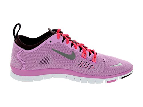 Nike - Wmns Nike Free 5.0 Tr Fit 4, Scarpe Sportive da donna Rosa(Lila (LT MGNT/LGHT ASH-DP BRGNDY-LGH))