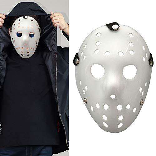 Ferrell Máscara Cara Completa Hockey Horror Props