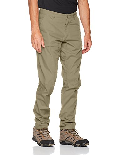 Fjällräven Herren Travellers Trousers Outdoor Hose Savanna