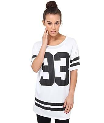KRISP - T-shirt - Col rond - Short Sleeve - Femme -  - 32