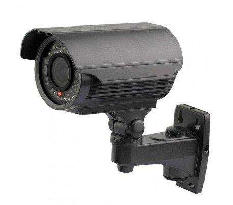 Sony CCD - Caméra de surveillance 750 lignes 2.8-12mm, extérieure, vision nocturne 40 mètres - CAM-471