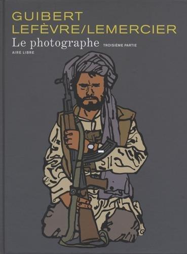 Le Photographe - tome 3 - Le photographe 3 dos rond + DVD