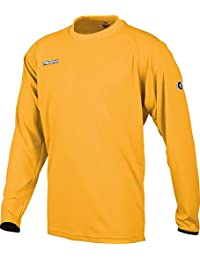 Prostar Ascoli Football Jersey Amber Black XL Adults