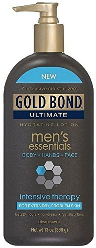 Gold Bond Ultimate Men's Essentials Intensive Therapy Hydrating Lotion 13 oz by Gold Bond Ultimate