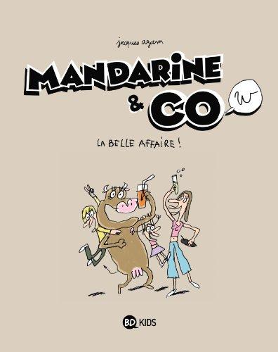 Mandarine & Co T01 NE