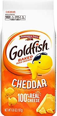 Pepperidge Farm Goldfish Cheddar - 187 gm (14100085478)