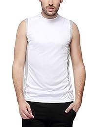 Campus Sutra Men's Plain Regular fit T-Shirt