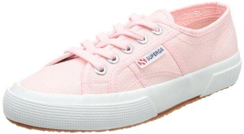 Superga 2750 Cotu Classic, Unisex-Erwachsene Sneaker, Rosa (915), 38 EU Rosa Damen Sneaker
