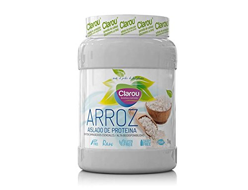 CLAROU Protéine de Riz neutre 1kg-Neutre