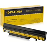 PATONA Batería para Laptop / Notebook Fujitsu-Siemens Amilo Li1718 | Li1720 | Li2727 | Li2732 | Li2735 - Amilo Pro V3405 | V3505 | V3525 | V8210 - Esprimo Mobile V5505 | V5545 | V6505 | V6535 | V6545 | V6555 - Medion Akoya E5211 | E5214 | E5218 | MD96544 | MD97132 | MD97148 | MD97296 | MD97680 | MD98120 - [ Li-ion; 4400mAh; negro ]