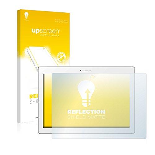 upscreen Entspiegelungs-Schutzfolie kompatibel mit Lenovo Tab 2 A10-70 - Anti-Reflex Displayschutz-Folie Matt