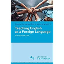 Teaching English as a Foreign Language: An Introduction