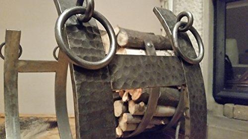Log Holder cesta, accesorio registro, registro, quemador