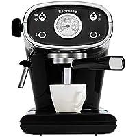 Liixn Máquina de café Semi-automática de Alta presión Italiana Extracción de Vapor Tamaño Ajustable