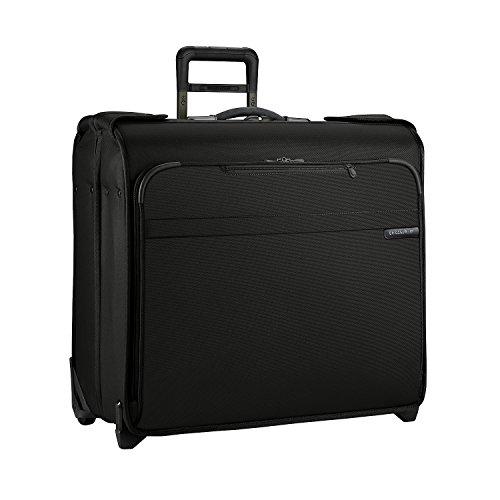Briggs & Riley Wheeled Garment Bag Baseline Black [4] noir