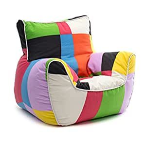 pouf fauteuil enfant multicolore cuisine maison. Black Bedroom Furniture Sets. Home Design Ideas