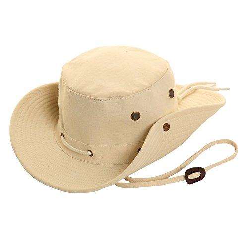 felton-safari-outback-cappello-100-cotone-cappello-tesa-larga-aussie-tela-summer-sun-cap-cream-xl