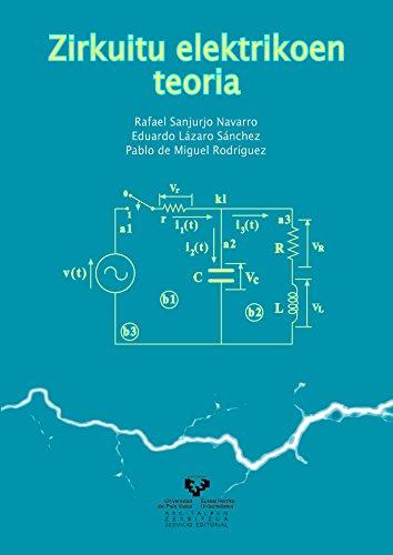 Descargar Libro Zirkuitu elektrikoen teoria (Vicerrectorado de Euskara) de Rafael Sanjurjo Navarro