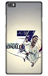 iessential football Designer Printed Back Case Cover for XIAOMI MI5