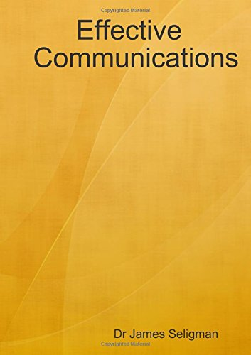 Book cover image for Effective Communications