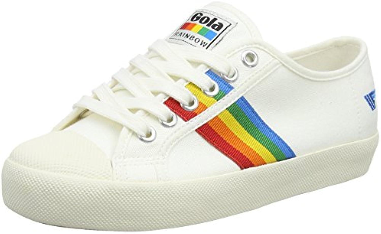 Le COQ Sportif Courtone PS Glitter, Zapatillas para Niñas -