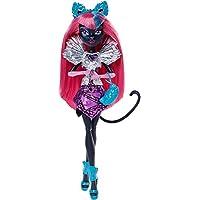 Mattel Monster High CJF27 - Buh York, Falsches Spiel Catty Noir, Puppe