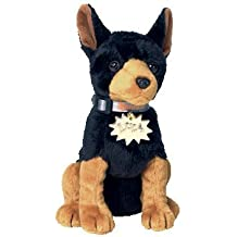TY Beanie Baby - LUCA the Dog (Garfield Movie Beanie)