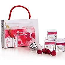 Especias Gin Tonic naturales. Gin & Tonic selección 6 infusiones variadas para aromatizar tu cóctel