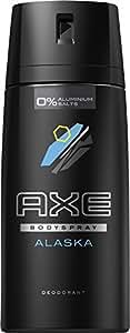AXE Deospray Alaska ohne Aluminium, 3er Pack (3 x 150 ml)