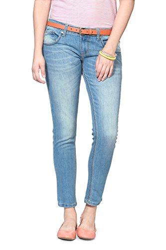 People Blue Regular Fit Jeans & Jeggings_p20402124897250_26