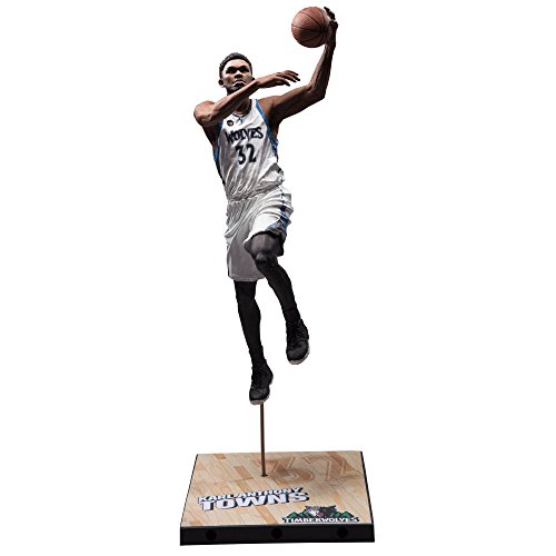 McFarlane Toys NBA Serie 29 karl-anthony Städte Minnesota Timberwolves Collectible Action Figur