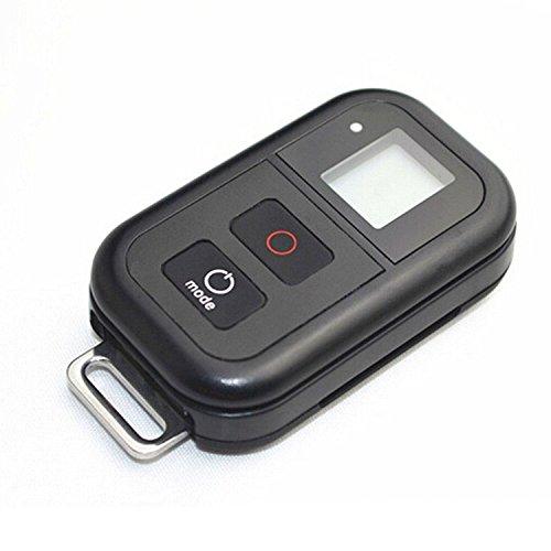 D&f wireless telecomando wifi lcd senza fili con cavo caricatore usb cinturino da polso per gopro hero 6/5/4/3+/3
