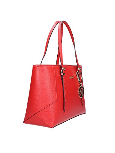 Guess - sac cabas Isabeau (hwisab p6386) taille 25 cm red