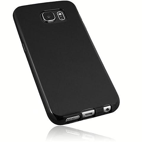 mumbi Schutzhülle für Samsung Galaxy S6 / S6 Duos Schutzhülle (Slim - 1.2 mm)