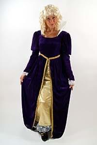 Wig Me Up - Costume De Princesse, Blanche-Neige, Cendrillon - Taille : 36